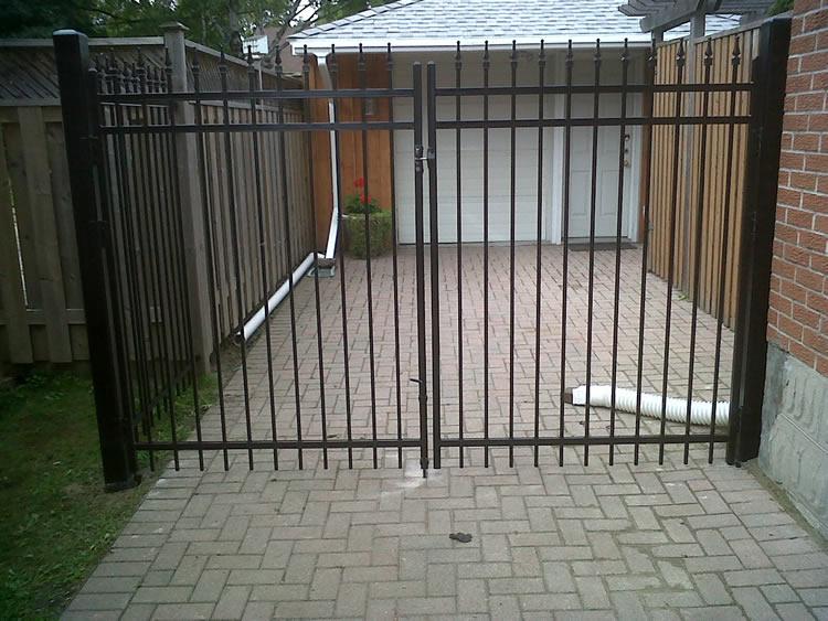 Iron Gates #1