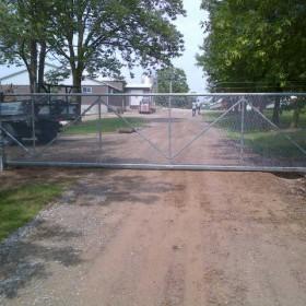 security gates toronto