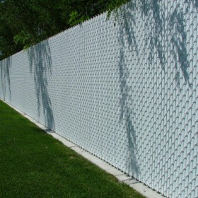 Residential Chain Link Fence #20