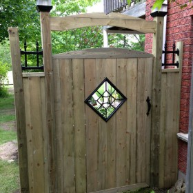 Wood Gate #43