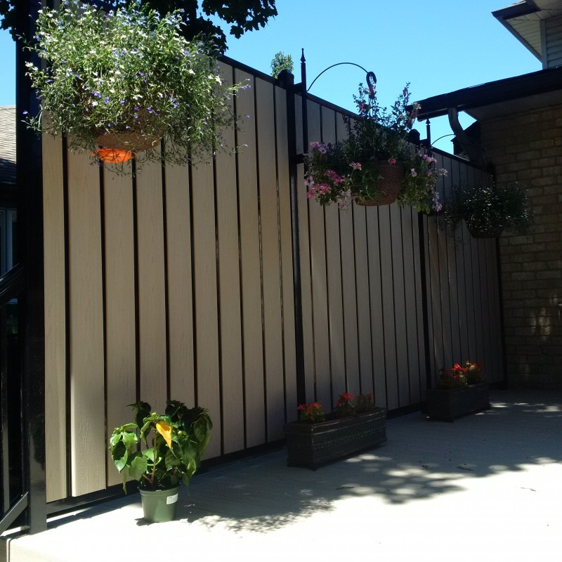 Privacy Fence Ideas 12 Super Private Designs