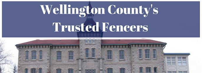 wellington fencing