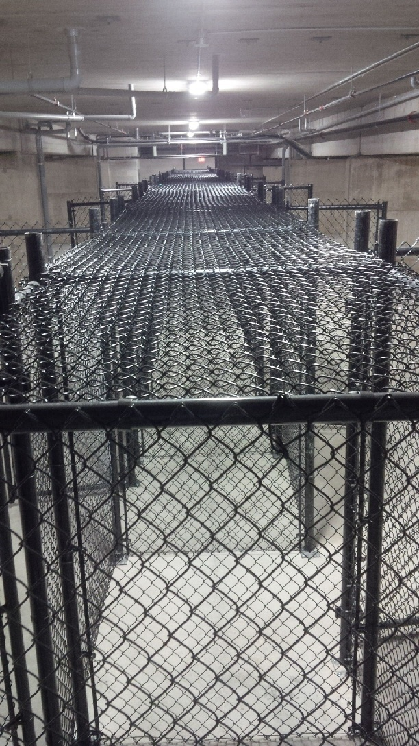 Cages Jay Fencing