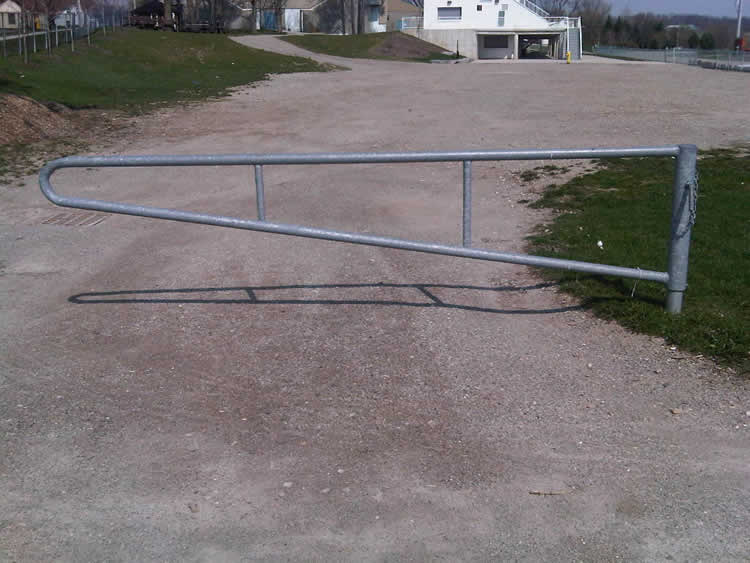 Barrier Gates Jay Fencing