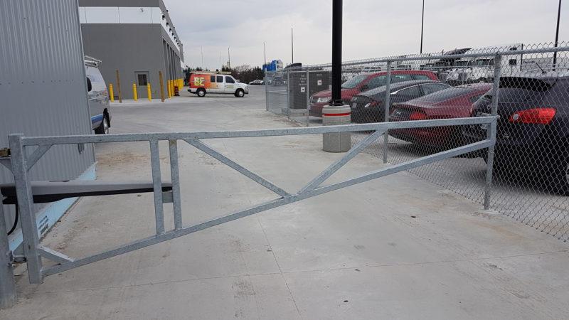 Barrier Gates   Jay Fencing