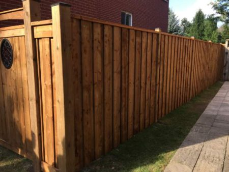 Wood Fence | Jay Fencing