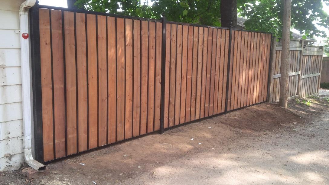 Estate Fence Jay Fencing