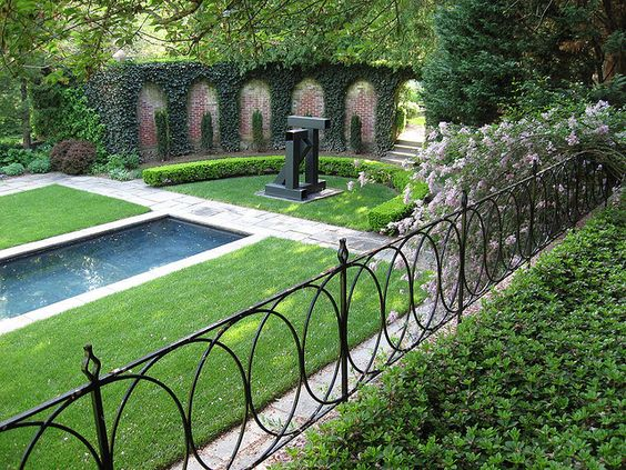 Wrought iron fence pictures 25 of the most eye catching designs a minimal design reinventing the use of wheels workwithnaturefo