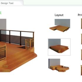 custom deck design tool delta