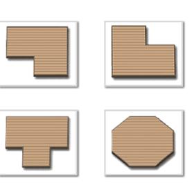 custom deck design lowes
