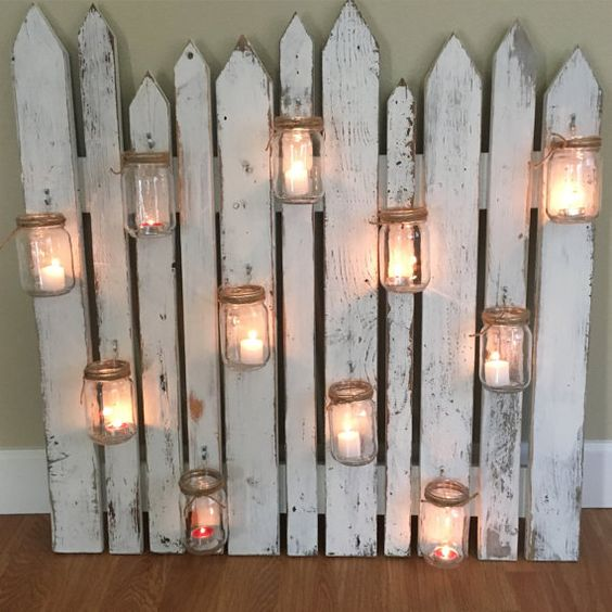 wedding picket design