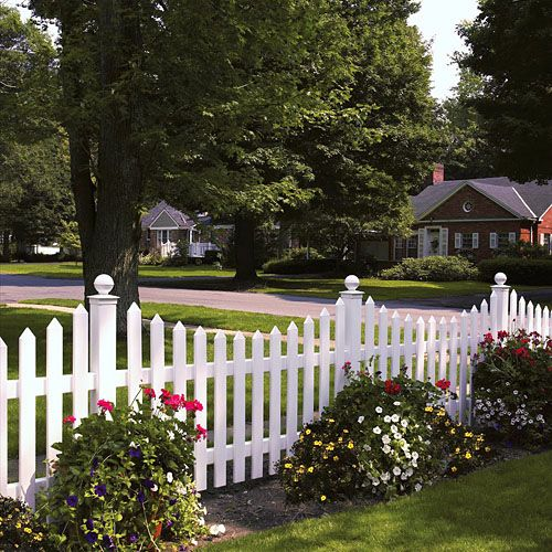 12 Amazing Picket Fence Designs Jay Fencing
