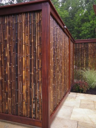 Top 20 super privacy fence designs jay fencing number 2 bamboo fence workwithnaturefo