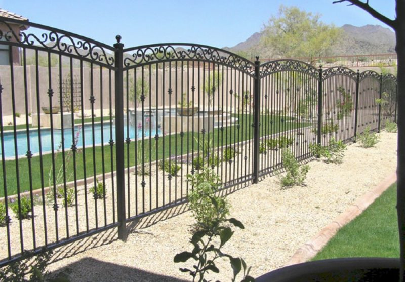 Image Source Http Fencepictures Org P 40 Wrought Iron Fences Picture