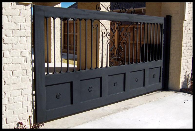#12 U2013 Super Stylish Iron Gate